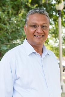 Image of Dr. Srinivas Bettadpur